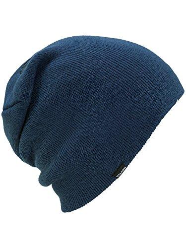 Volcom Herren Modern Beanie Blue Black