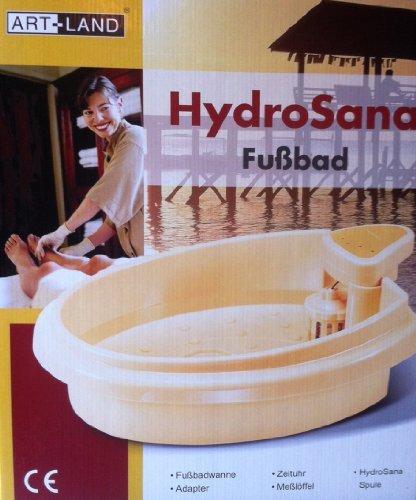 HYDROSANA - BAñO DE PIES  COLOR BEIGE