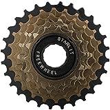Starlit 6 Speed Brown Last Black Freewheel 14-28 T