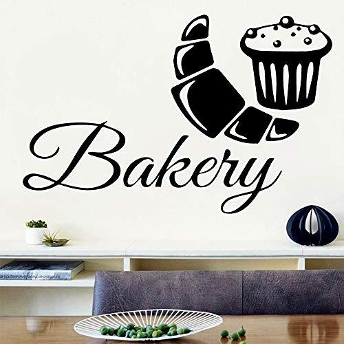 Adesivi Murali Low Cost.Tylpk Delicious Bakery Wall Sticker Decals Stickers Decoracion De La Casa Wallpaper Para La Cocina Decoracion De La Habitacion Adesivo De Parede