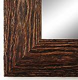 Online Galerie Bingold Spiegel Wandspiegel Badspiegel Flurspiegel Garderobenspiegel - Über 200 Größen - Venedig Braun 6,8 - Außenmaß des Spiegels 60 x 140 - Wunschmaße auf Anfrage - Antik, Barock