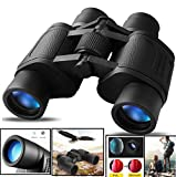 #4: CASON (DEVICE OF C) Professional 8 X 40 HD Binoculars Folding Powerful Lens 10X Zoom Portable with Pouch (CSON_8_X_40_BINOCULARS_BLACK)