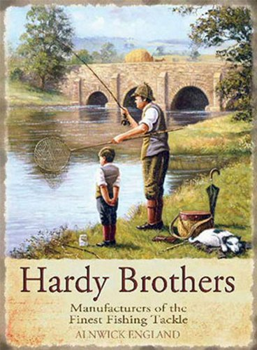 fishing-tin-sign-gift-hardy-brothers-fishing-man-dad-gift-retro-tin-metal-sign