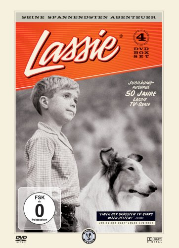 Lassie Collection - Box 5 [4 DVDs]