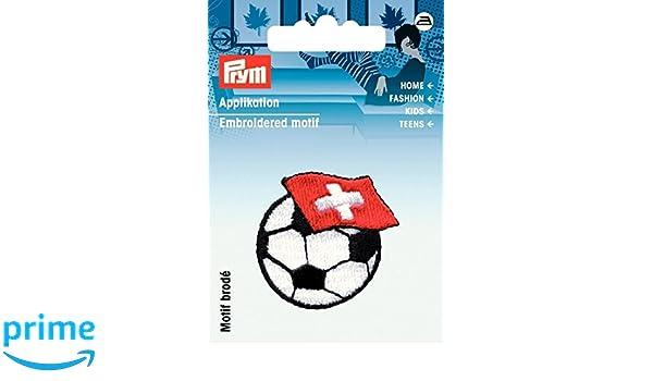 PRYM Aufbügel Applikation Deutschland Fahne