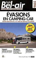 Guide Bel-air Evasion en Camping-car 2016