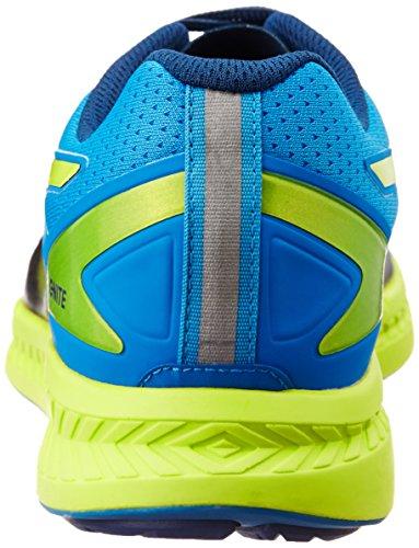 Puma Ignite Mesh, Chaussures de Running Homme Bleu (Cloisonn/Poseidon/Sulphur Spring)