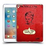 Head Case Designs Offizielle LouiJoverArt Der Künstler Als EIN Junge Lebhafte Farben Soft Gel Hülle für iPad Pro 9.7 (2016)