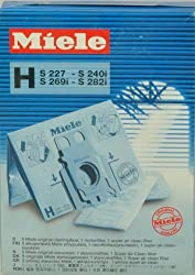 Miele Staubsaugerbeutel MI H 4002512434751-1402