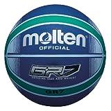 Molten neu offiziell BGR farbig top qualit�t Gummi Basketball haltbar Ball 5-7 Bild