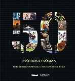 Créateurs & créatures : 50 ans de festival international du film d'animation d'Annecy. Livre bilingue, français-anglais