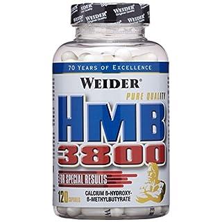 Weider, HMB 3800, 1er Pack (1x 120 Kapseln)