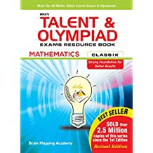 BMA's Talent & Olympiad Exams Resource Book for Class - 9 (Maths)