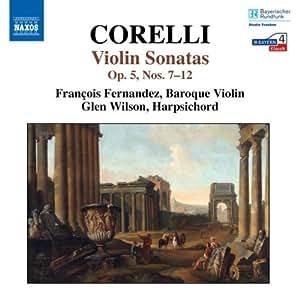 Violinsonaten Op. 5 Nr. 7-12