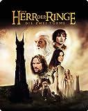 Der Herr der Ringe - Die zwei Türme (Wende Steelbook - exklusiv bei Amazon.de) [Blu-ray] -