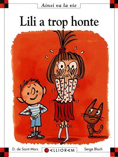 Lili a trop honte - tome 104