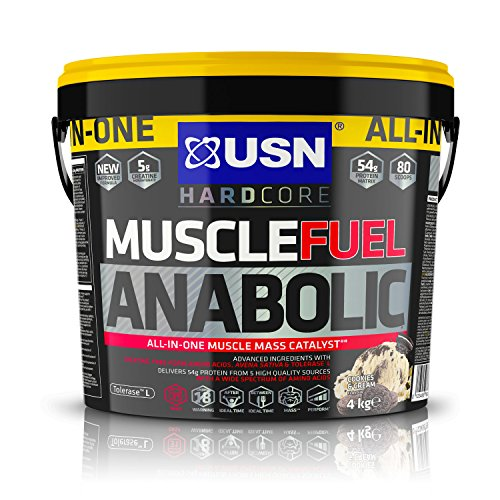 Usn Muscle Fuel Anabolic Cookies & Cream, 4 kg -