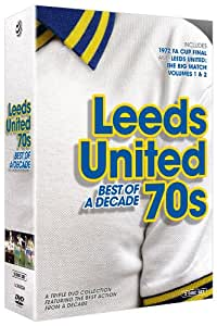 Leeds United Best Of a Decade 3 disc boxset [DVD]