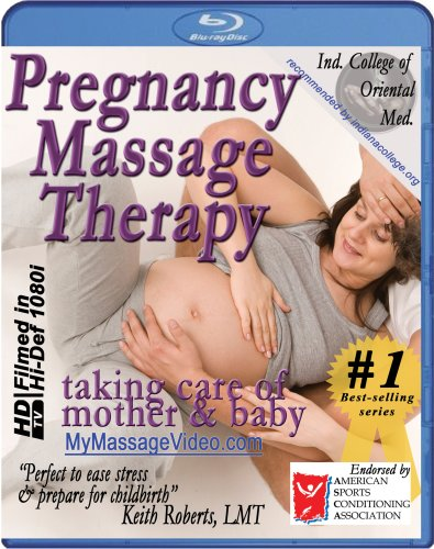 Price comparison product image Pregnacy Massage: Taking Care of Mother & Baby [Blu-ray] [US Import]