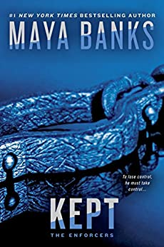 Kept (The Enforcers series) di [Banks, Maya]