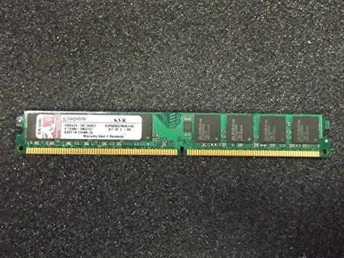 Kingston KVR 2 GB KVR800D2N5K2/4G 240pin DDR2-800 PC2-6400 Low Profile