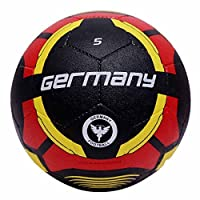Vector X Men RM_GERMANY_5 Football - Red-Black, 5
