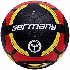 Vector X Germany Rubber Moulded Football, Size 5