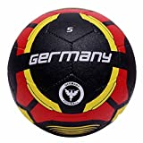 #7: Vector X Germany Rubber Moulded Football, Size 5