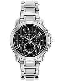 Seiko Premier Reloj Solar de cuarzo para hombre ssc597