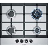 Siemens-Table de cuisson à gaz ec6a5hc90Finition acier inoxydable de 60cm