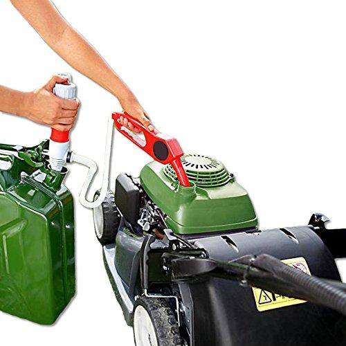 Elektrische Benzinpumpe Pumpe Dieselpumpe Unterdruckpumpe Pumpstation für Rasenmäher etc. (Motorrad Elektrische)