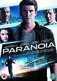 Paranoia [DVD] by Liam Hemsworth