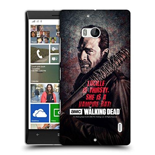 alking Dead Lucille Vampir Fledermaus Negan Ruckseite Hülle für Nokia Lumia Icon / 929 / 930 (Negan-fledermaus)