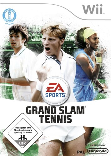 EA SPORTS Grand Slam Tennis (Für Wii Training-spiele)