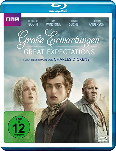 Große Erwartungen - Great Expectations [Blu-ray]