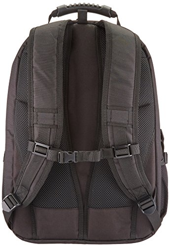 Best amazon backpacks in India 2020 AmazonBasics Adventure Laptop Backpack - Fits Up to 17-Inch Laptops Image 2