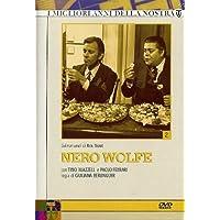 Nero Wolfe - Stagione 02-03 (4 Dvd) by Paolo Graziosi