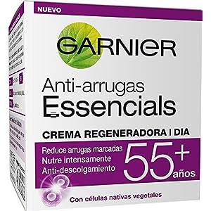 Garnier Skin Active Essencials Crema Anti-Arrugas, 55+ años – 50 ml