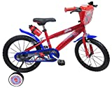 MARVEL Velo Enfant 16'' Spiderman