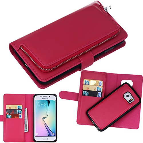 samsung-galaxy-s6-edge-case-drunkqueen-premium-slim-wallet-zipper-clutch-leather-credit-card-holder-