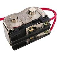 UHPPOTE Alambre de 1073 Cobre Estañado de la Bobina Universal para Reemplazo Eléctrico de los Carretes de la Cerradura 12VDC