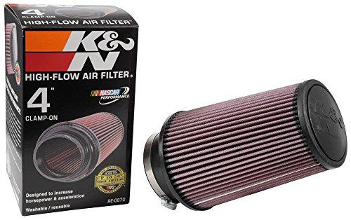 Preisvergleich Produktbild K&N RE-0870 Gummi Universalluftfilter