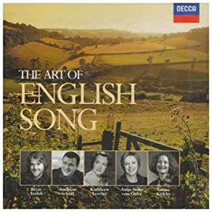 The Art of English Song