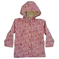 Powell Craft Girls Pony Print Raincoat.pink