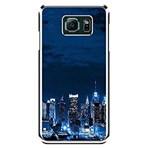 """MOBO MONKEY Designer Printed 2D Transparent Hard Back Case Cover for """"Samsung Galaxy S6"""" - Premium Quality Ultra Slim & Tough Protective Mobile Phone Case & Cover"""