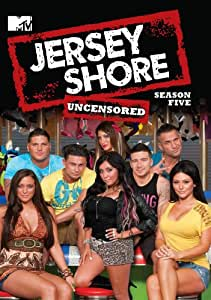 Jersey Shore: Season Five [DVD] [Region 1] [US Import] [NTSC]