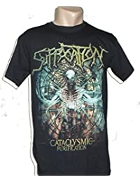 Suffocation - Cataclysmic Purification Band T-Shirt