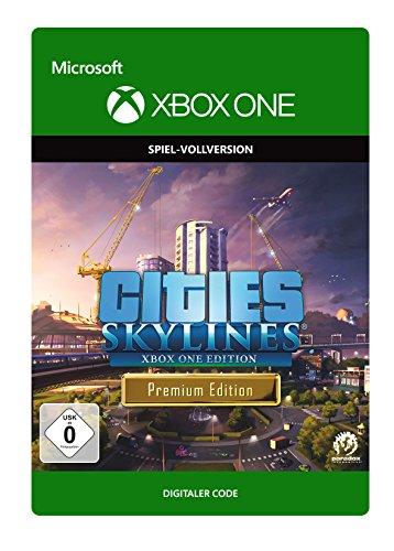 Cities: Skylines - Premium Edition   Xbox One - Download Code
