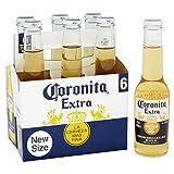 Coronita Lager Bottle, 6 x 210 ml