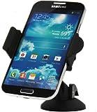 Luxburg® Auto KFZ Halterung größenverstellbar für Samsung Galaxy S5 / S5 Plus/Galaxy S4 / Galaxy Note 4 / Galaxy Note 3